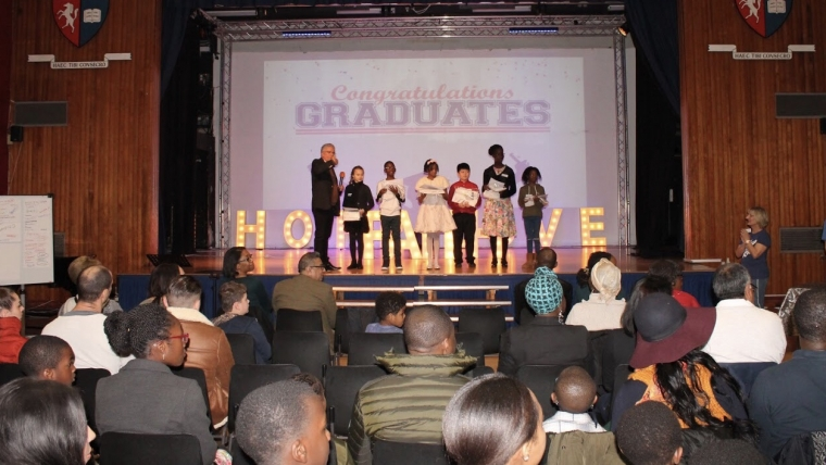 Grow Academy Graduation Celebration 2019