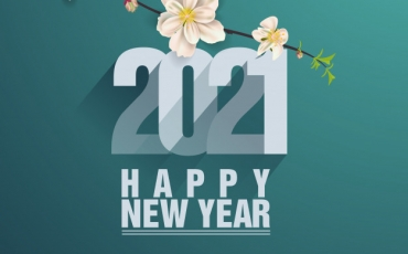 New Year Greetings from Pastors Alan & Lydia